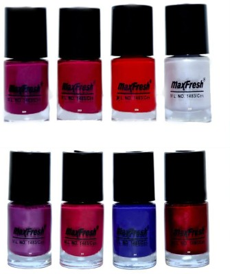 Max Fresh Matt Nail Polish Combo 123 48 ml