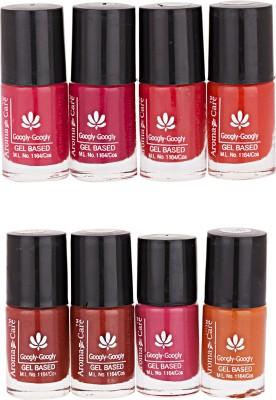 Aroma Care Mab Multi Color Nail polish Combo 04-06 40 ml