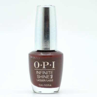 OPI Infinite Shine Gel Effect Polish in Raisin the Bar 15 ml
