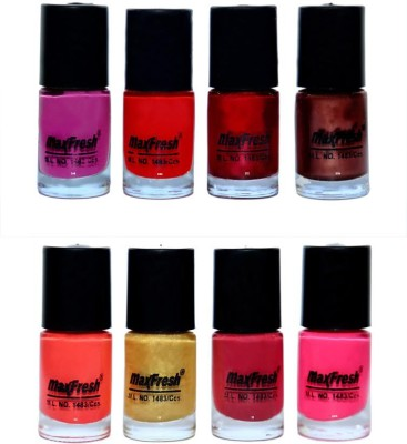 Max Fresh Matt Nail Polish Combo 110 48 ml