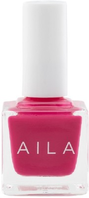 AILA Cosmetics Nail Polish 14.8 ml(Nail Lacquer - Power Drink)
