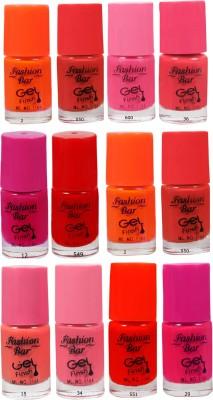 Fashion Bar Neon Nail Polish Combo 01 60 ml