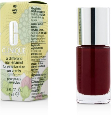 Clinique A Different Nail Enamel For Sensitive Skins 9 ml
