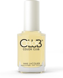 Color Club Macaroon Swoon 15 ml(Butter Yellow)