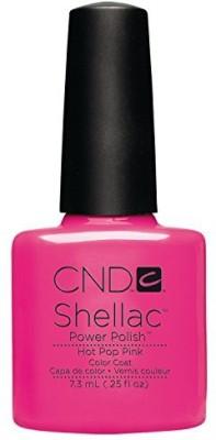 Creative Nail Shellac Hot Pop Pink CNDS0072 7.3 ml