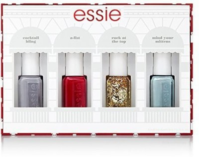 essie 2015 Women's Nail Polish Holiday Kit 15 ml