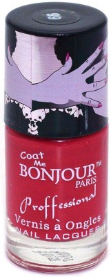 Bonjour Paris Matte Texture Nail Polish 9.5 ml(NP-66)