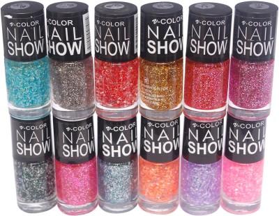 V-Color Nail Show 72 ml(Multicolor Set 8)