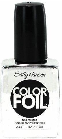 Sally Hansen Color Foil Sterling Silver Silver(10 ml)