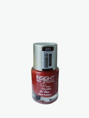 Insight Gel Shine Nail Polish (Hot Flame) Long Lasting 9.9 ml