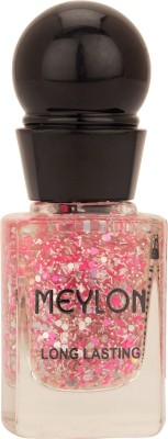 Meylon Paris CANDY SHOP 10 ml(Pink, Pink, silver)