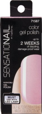 Jitonrad Sensationail Invincible Pink Chiffon 71587 15 ml