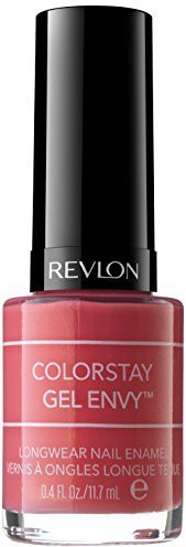 Revlon Colorstay Gel Envy Longwear Nail Enamel Lady Luck ) ColorStay Gel Envy Dark(12 ml)