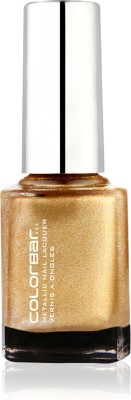 Colorbar Metallic Nail Lacquer Vernis A Ongles 9 ml