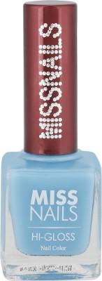 Miss Nails Bell Bottom Blue 16 ml