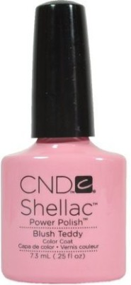 CND Nail Products Cnd Shellac Uv Nudes The Intimates Collection Fall Teddy 7.3 ml