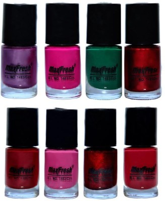 Max Fresh Multi Set Nail Polish 48 ml