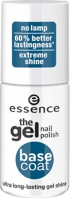Essence The Gel Nail Polish Base Coat, 51558 8 ml