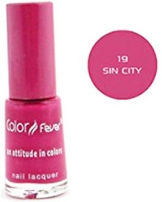 Color Fever Smart Nail Polish 5 Sun City(6 ml)
