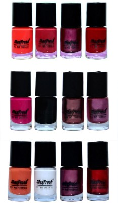 Max Fresh Valueable Nail Polish Combo 210 72 ml