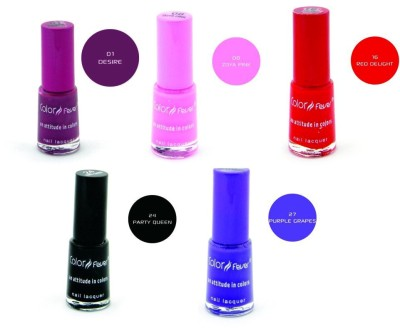 Color Fever Long stay Rich Nail Polish 30 ml