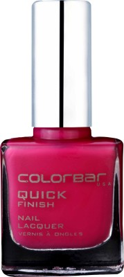 Colorbar Quick Finish Nail Lacquer 9 ml