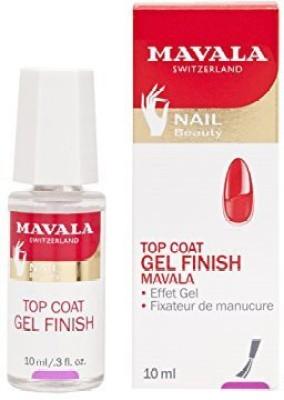 MAVALA Nail Top Coat Gel Finish 99601 9 ml