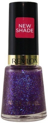 Revlon Glitzy Nights Nail Enamel Splendor 8 ml(Purple)