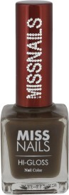Miss Nails Dusky Brown 16 ml(Fine Brown)