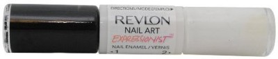 Revlon Nail Art Expressionist Nail Enamel, Night & Degas 15 ml