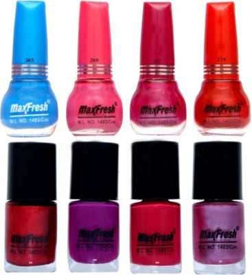 Max Fresh Matte Nail Polish Combo 501 48 ml