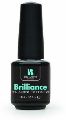 Red Carpet Manicure Brilliance Seal Shine Top Coat Gel 20002 9 ml
