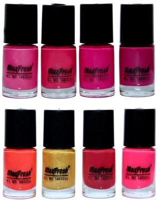 Max Fresh Super Hot Nail Polish 48 ml