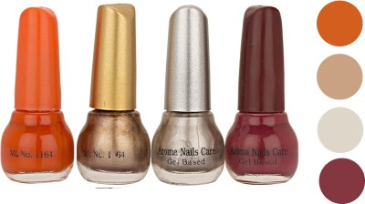 Aroma Care Matte Nail Polish Combo 20 ml