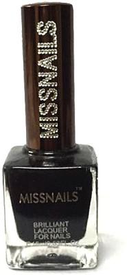 Miss Nails Olive Black 16 ml