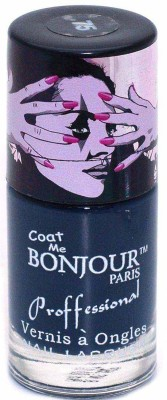 Bonjour Paris Matte Texture Nail Polish 9.5 ml(NP-75)