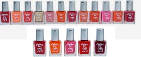 Fashion Bar FB Nail Polish Pink Orange 161.5 ml