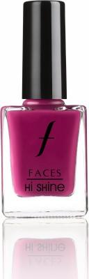 Faces Hi Shine Nail Enamel 9 ml