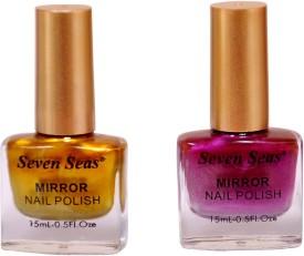 Seven Seas Mirror Nail Polish 14 ml