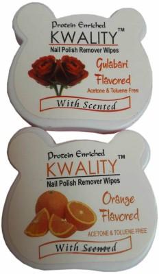 Kwality Nail Polish Remover Set 10 ml