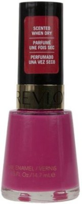 Revlon Limited Edition Scented Nail Polish, Bubble Gum. 15 ml