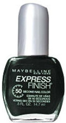 Maybeline New York Express Finish Polish GRAND IN GREEN, (Limited Edition) 15 ml