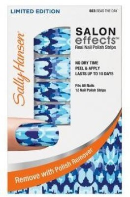 Sally Hansen Real Strips Seas The Day Limited Edition 15 ml