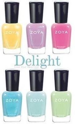 Art beauty Zoya Delight Collection Sampler 15 ml