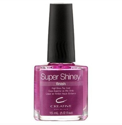 CND Cosmetics Creative Nail Design Creative Nail Super Shiney 9.9 ml