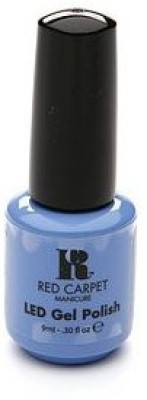 Red Carpet Manicure Led Love Those Baby Blues 9 ml