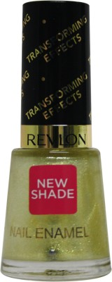 Revlon Gold Glaze (Transforming Effect Nail Enamel Top Coat ) 8 ml