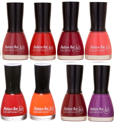 FASHION BAR NEW BOTTLE IMPORTANT NAIL POLISHES 72 ml