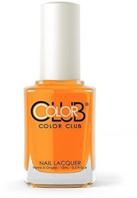 Color Club Poptastic Neons Yellow Psychedelic Scene 05AN16 15 ml(Yellow)