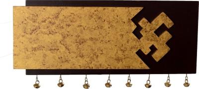 eCraftIndia Wooden Modern Name Plate